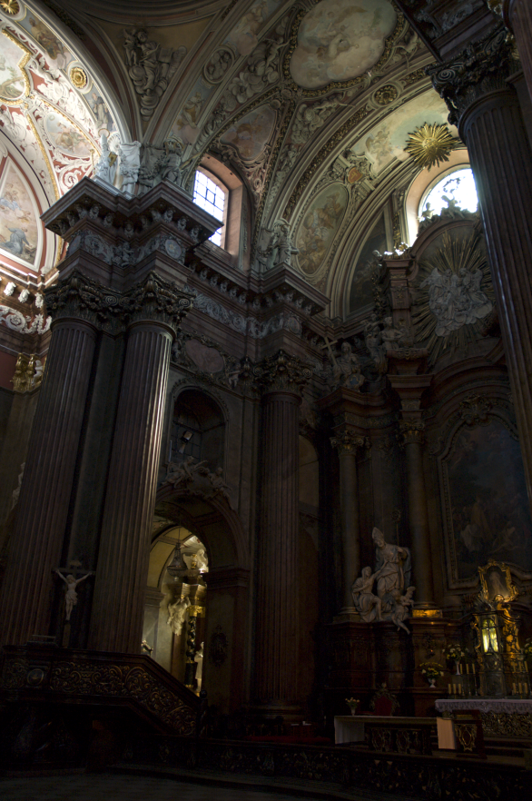 Cathedral original image